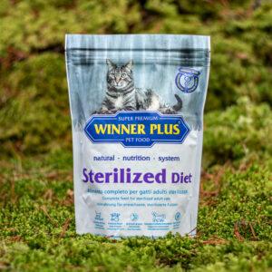 steriliseeritud kassile
